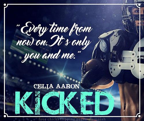 #Kicked
