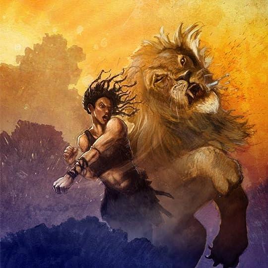 Cyrène (Percy Jackson et les héros grecs)