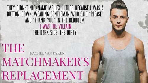 #matchmakerReplacement