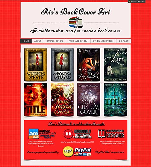 Illustrated Premade Book Covers : The cover artist forum art directory by