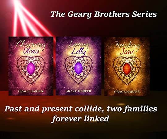 Geary Brothers trilogy by Grace Harper