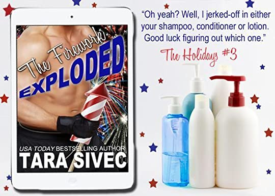 The Firework Exploded - Tara Sivec: