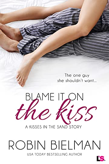 Blame It On the Kiss #2 Cover
