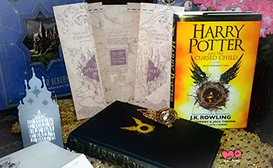 Harry Potter and the Cursed Child: Parts One and Two by J K  Rowling