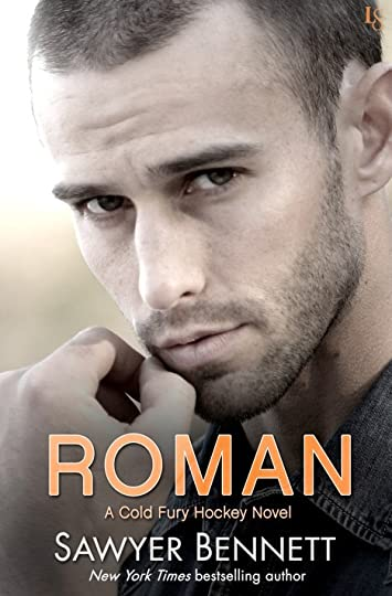 <br />Roman (Cold Fury Hockey, #7) by Sawyer Bennett photo Roman Final_zpsauadjptp.jpg