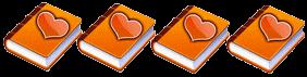 4 star book rating photo: 4 bookies BLI4Bookies.png