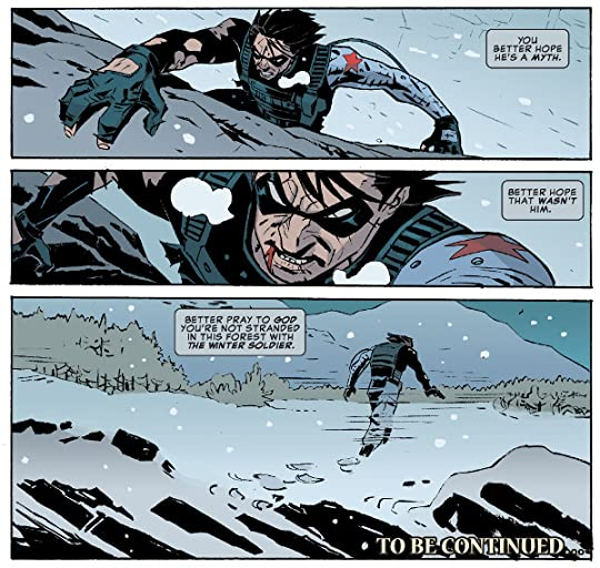 Winter Soldier: The Bitter March by Rick Remender
