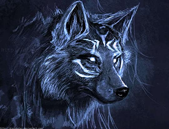 The Roman Moon - God's and Goddesses and Wolves: Wolf