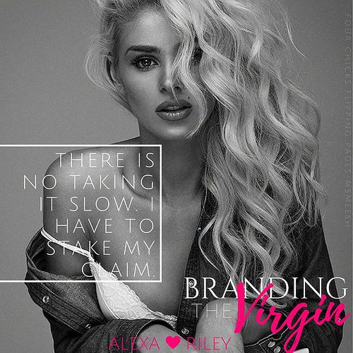 #BrandingTheVirgin