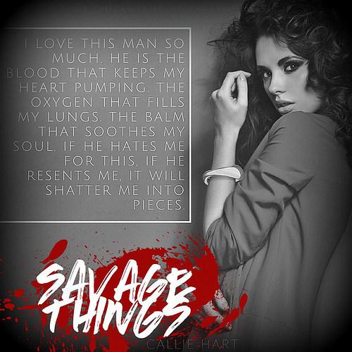 #SavageThings1
