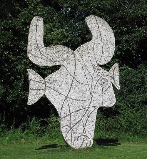 Picasso's Fish Statue