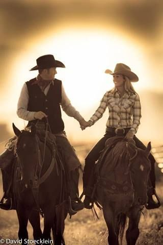love on horseback: