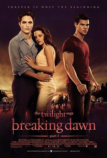 Breaking Dawn (Twilight, #4) by Stephenie Meyer