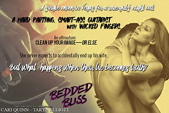 Bedded Bliss (Found in Oblivion Book 1) by Cari Quinn