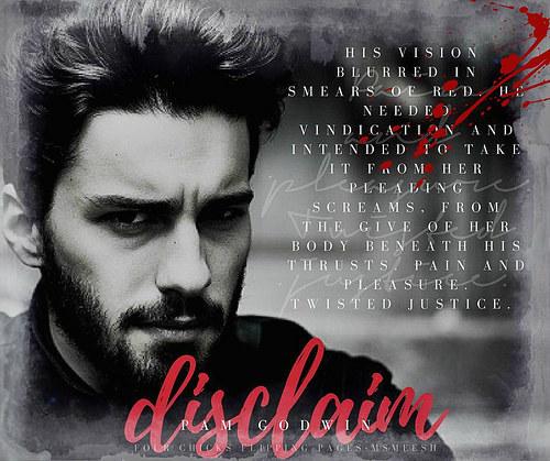 #Disclaim1