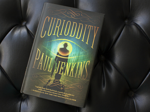 Image result for curioddity by paul jenkins
