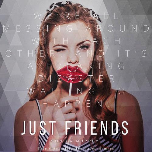 #JustFriend