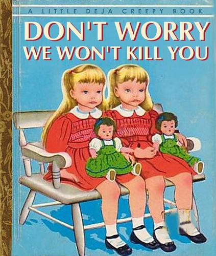 bad little children's books: kidlit parodies, shameless spoofs, and