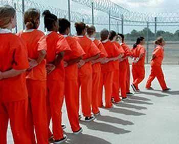 women in prison: