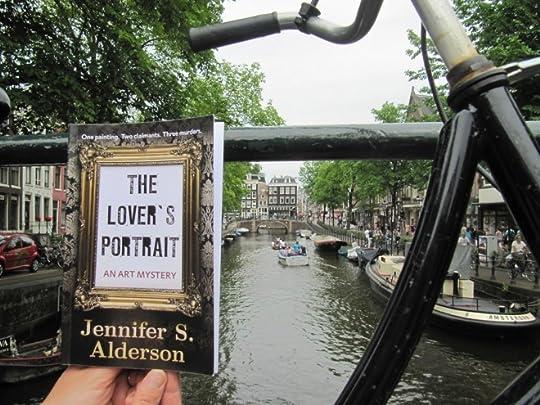 The Lover's Portrait Amsterdam