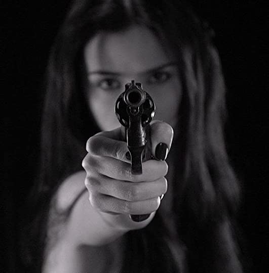 Women with guns.. Badass and sexy at the same time.: