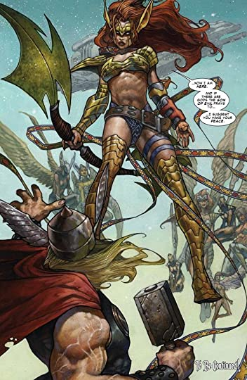 Original Sin: Thor & Loki: The Tenth Realm by Jason Aaron
