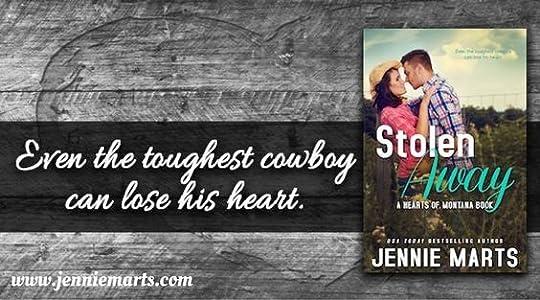 Stolen Away, Jennie Marts: