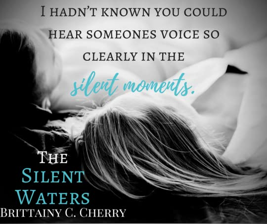 The Silent Waters (Elements, #3) by Brittainy C  Cherry