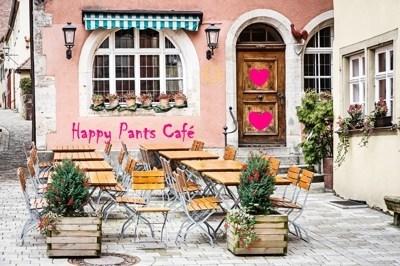 Happy Pants Cafe (Happy Pants, #0.5) by Mimi Jean Pamfiloff