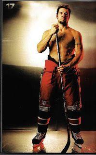 sexy hockey player: