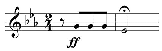 The First Four Notes: Beethoven's Fifth and the Human