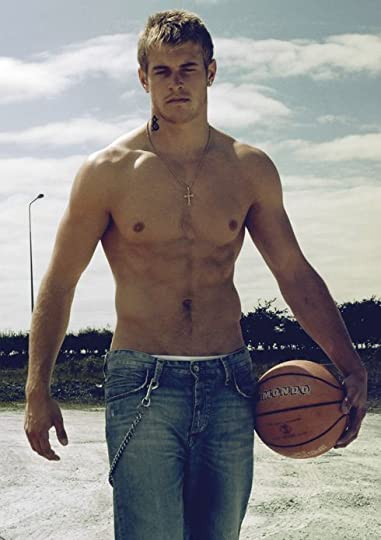 sexy basketball player: