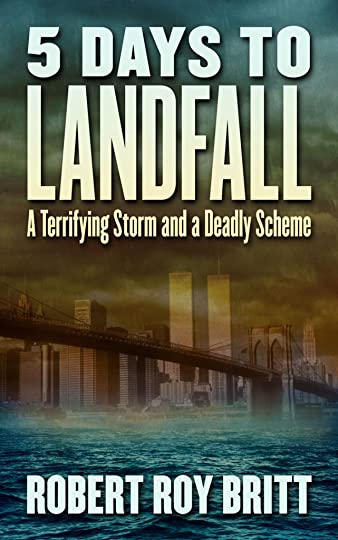 5 Days to Landfall cover