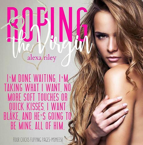 #RopingTheVirgin