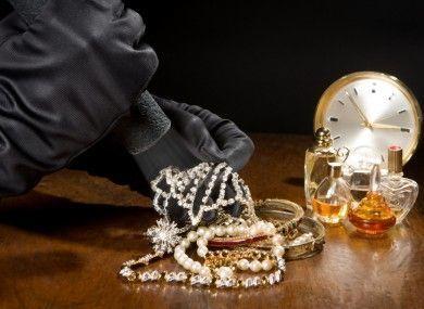 jewel thief: