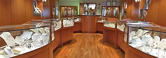 jewelry store: