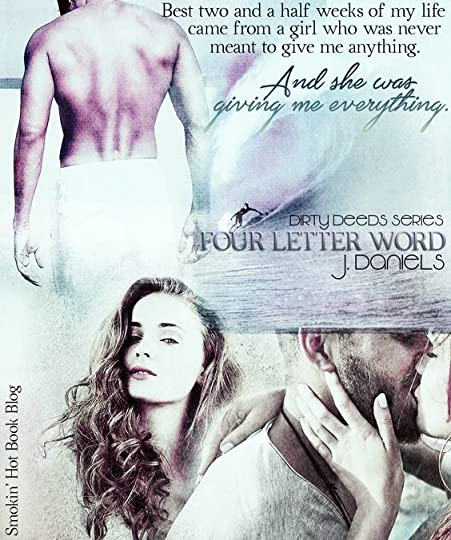 four letter word (dirty deeds, #1) by j. daniels, Muscles