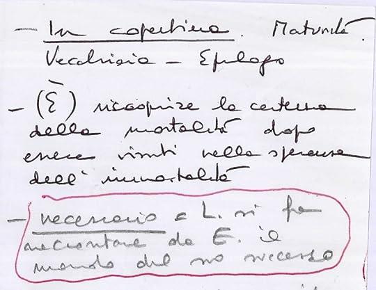 La frantumaglia by Elena Ferrante
