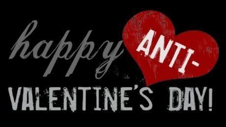 anti valentines day: