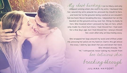 Breaking Through (The Breaking Series, #3) by Juliana Haygert