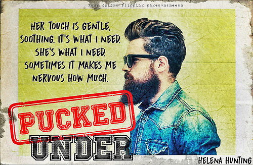 #PuckedUnder1