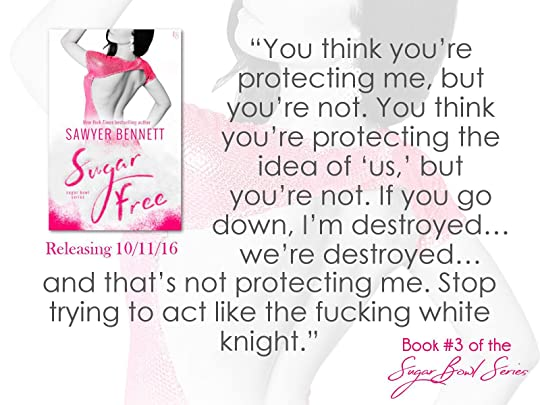 Sugar Free (Sugar Bowl #3) by Sawyer Bennett