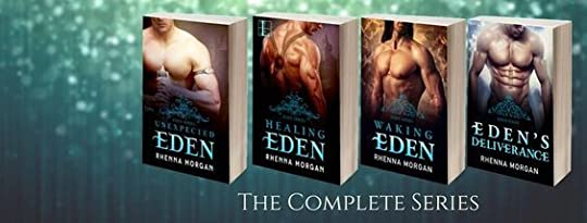 Eden Series - Rhenna Morgan: