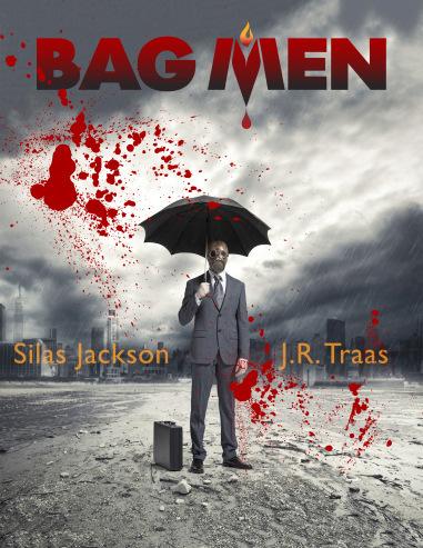 Bag Men Vol 1 Final Cover