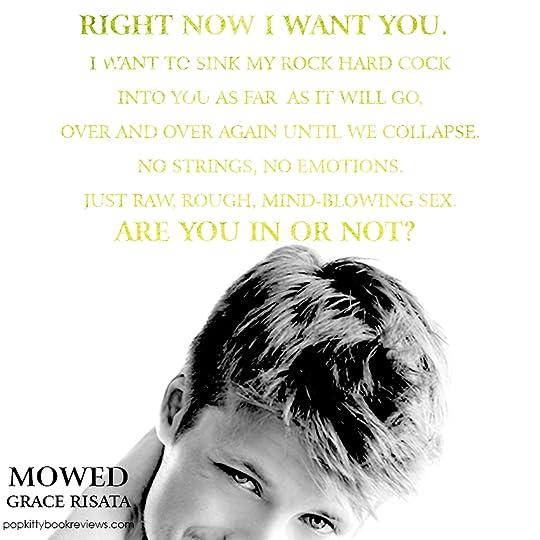 Mowed: An Erotic BBW Comedy Romance By Grace Risata