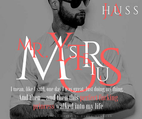 #Mr.Mysterious1