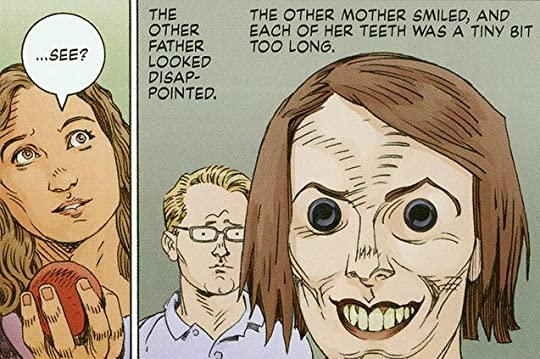 Coraline Comic Book