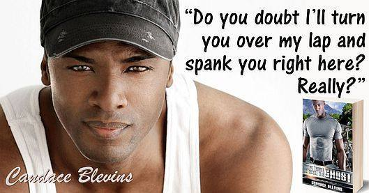 Ghost (Rolling Thunder Motorcycle Club Book 8) by Candace Blevins