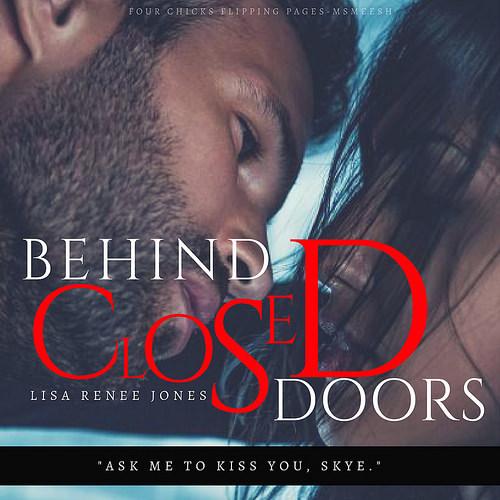 #BehindClosedDors