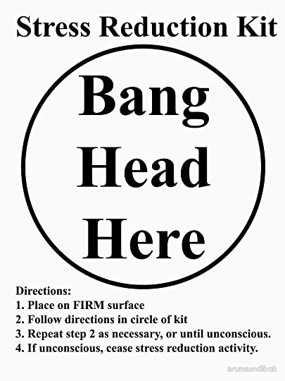Stress reduction kit
